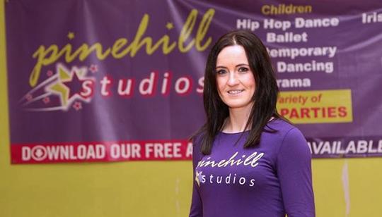 Sarah-Marie-Pinehill-Studios-Letterkenny-Donegal