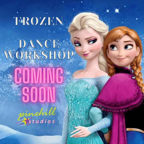Frozen-Dance-Workshop-Coming-Soon-Pinehill-Studios