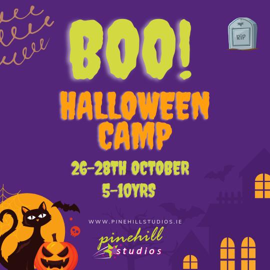Halloween Camp